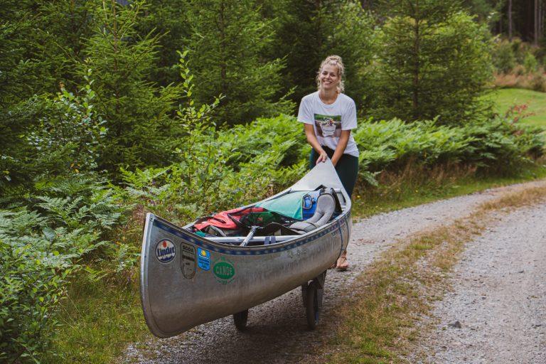 kanoen zweden